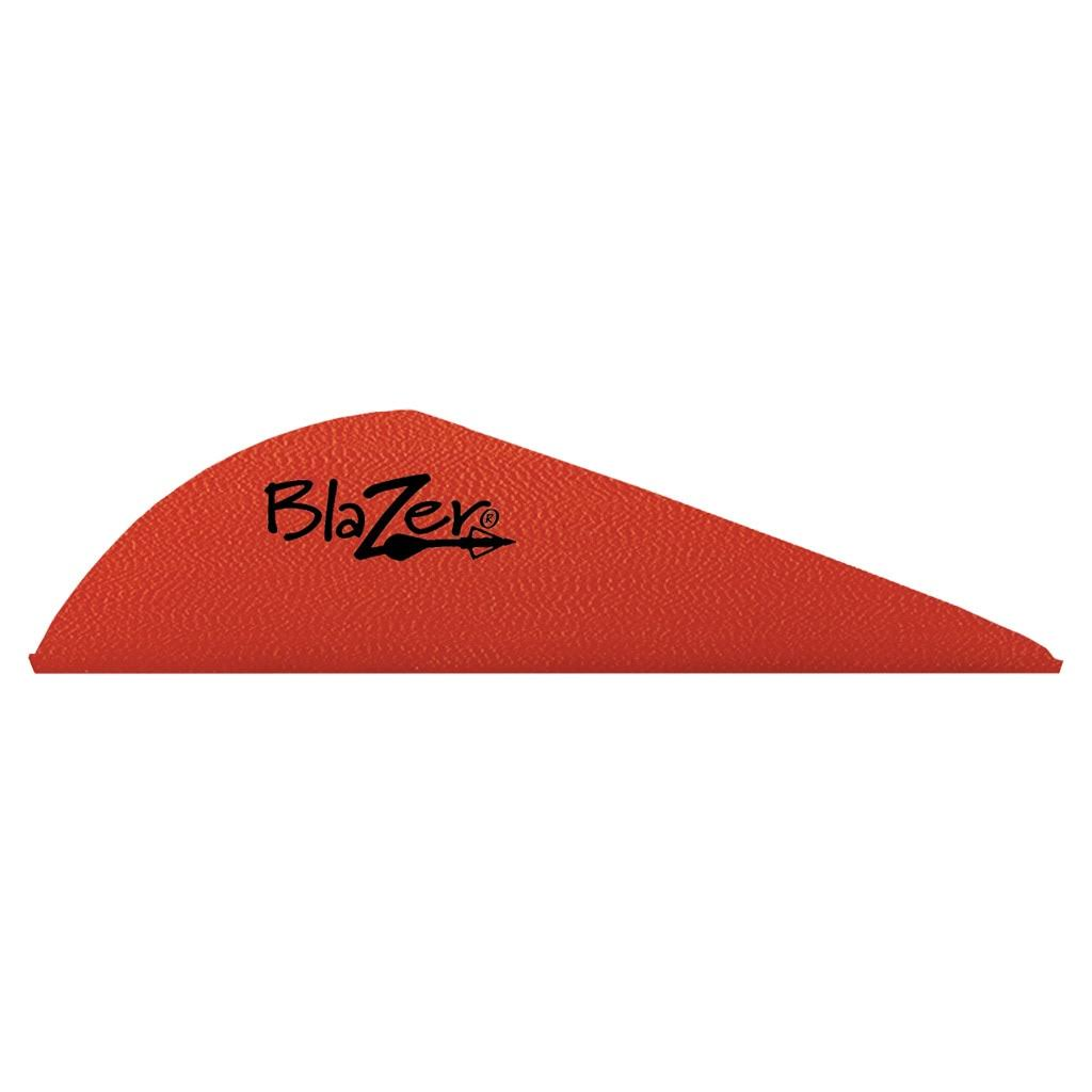 Bohning Blazer Vanes 100-Pack - Red