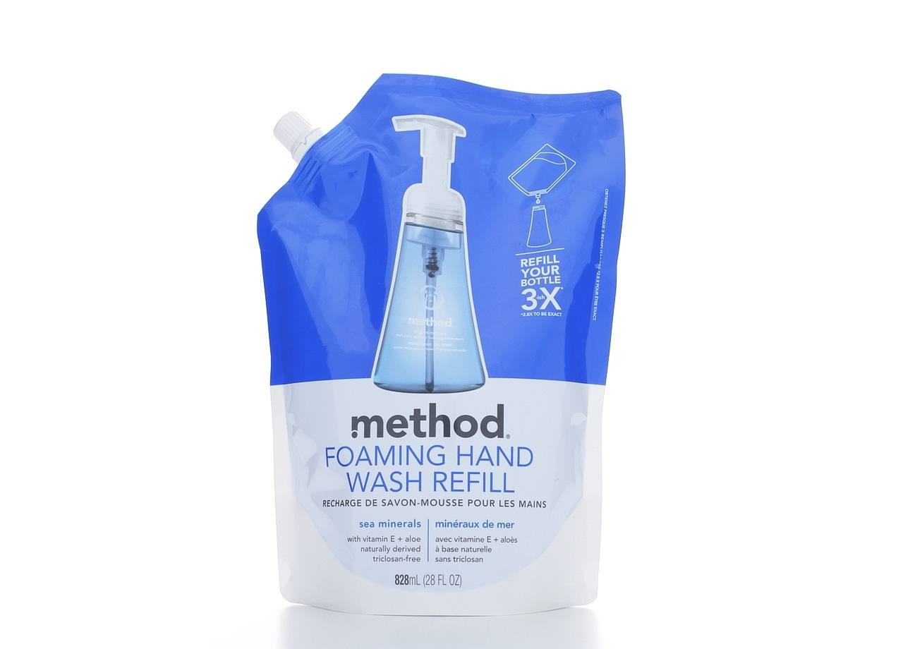 Method Sea Minerals Foaming Hand Wash Refill - 28oz