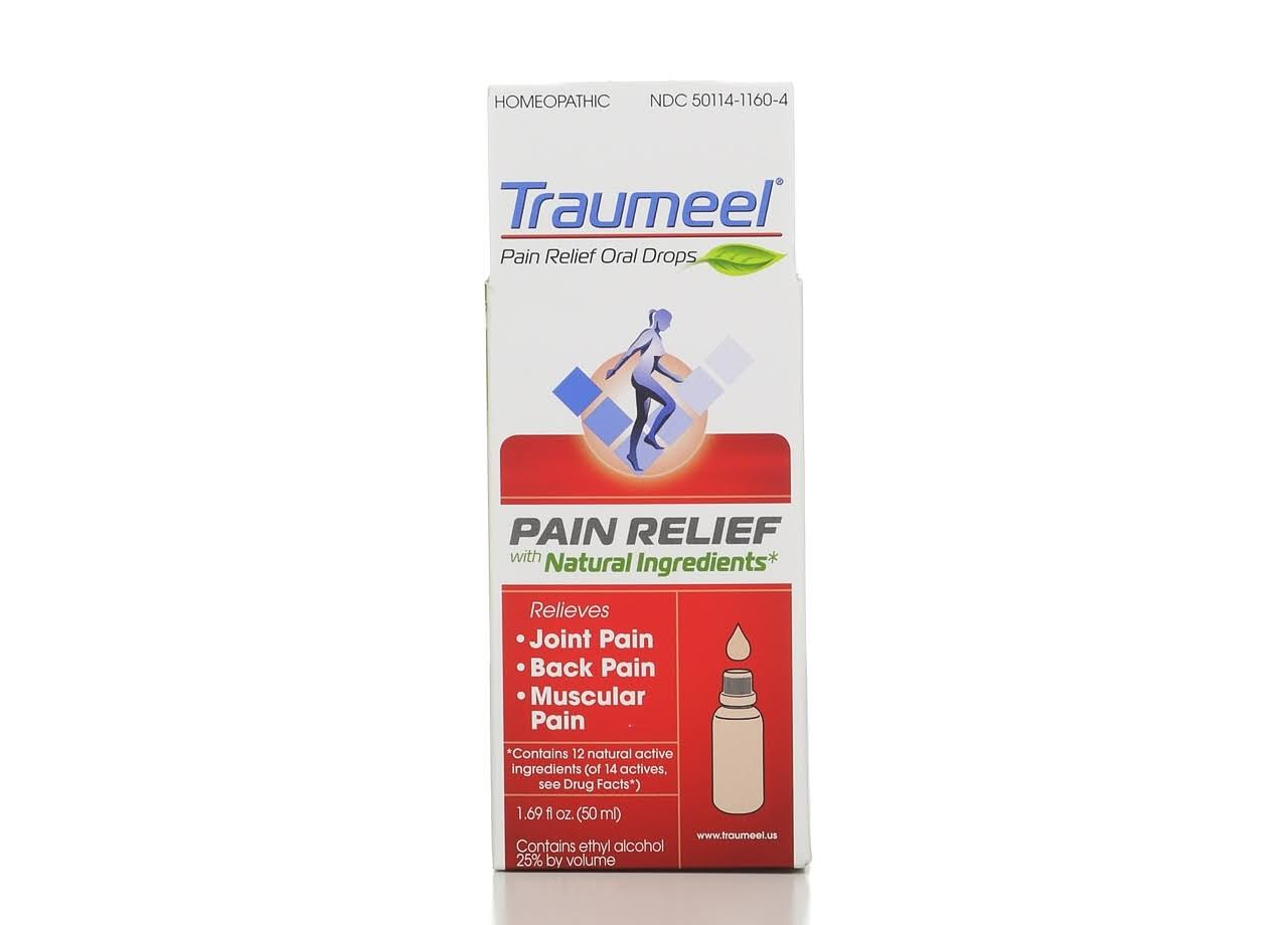 Traumeel Pain Relief - 50ml