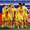 Vòng 17 La Liga Barca thắng tối thiểu Huesca