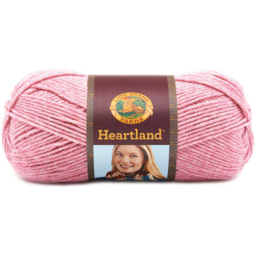Lion Brand Heartland Yarn-Denali