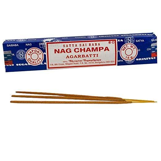 Satya Nag Champa Agarbatti Incense Sticks