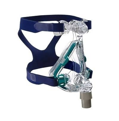 ResMed Mirage Quattro Full Face Mask with Headgear Medium - 61202