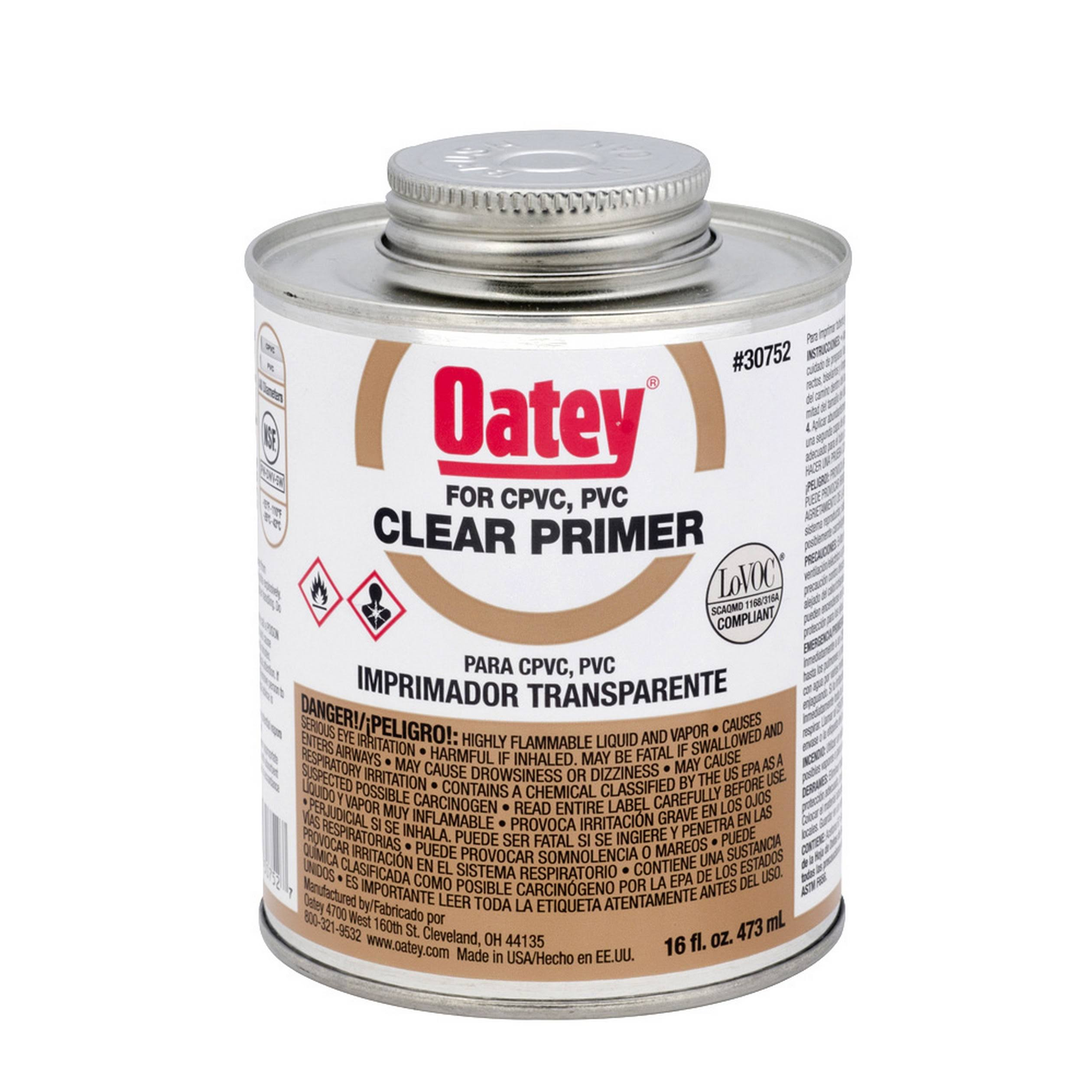 Oatey Purple Primer - 8oz