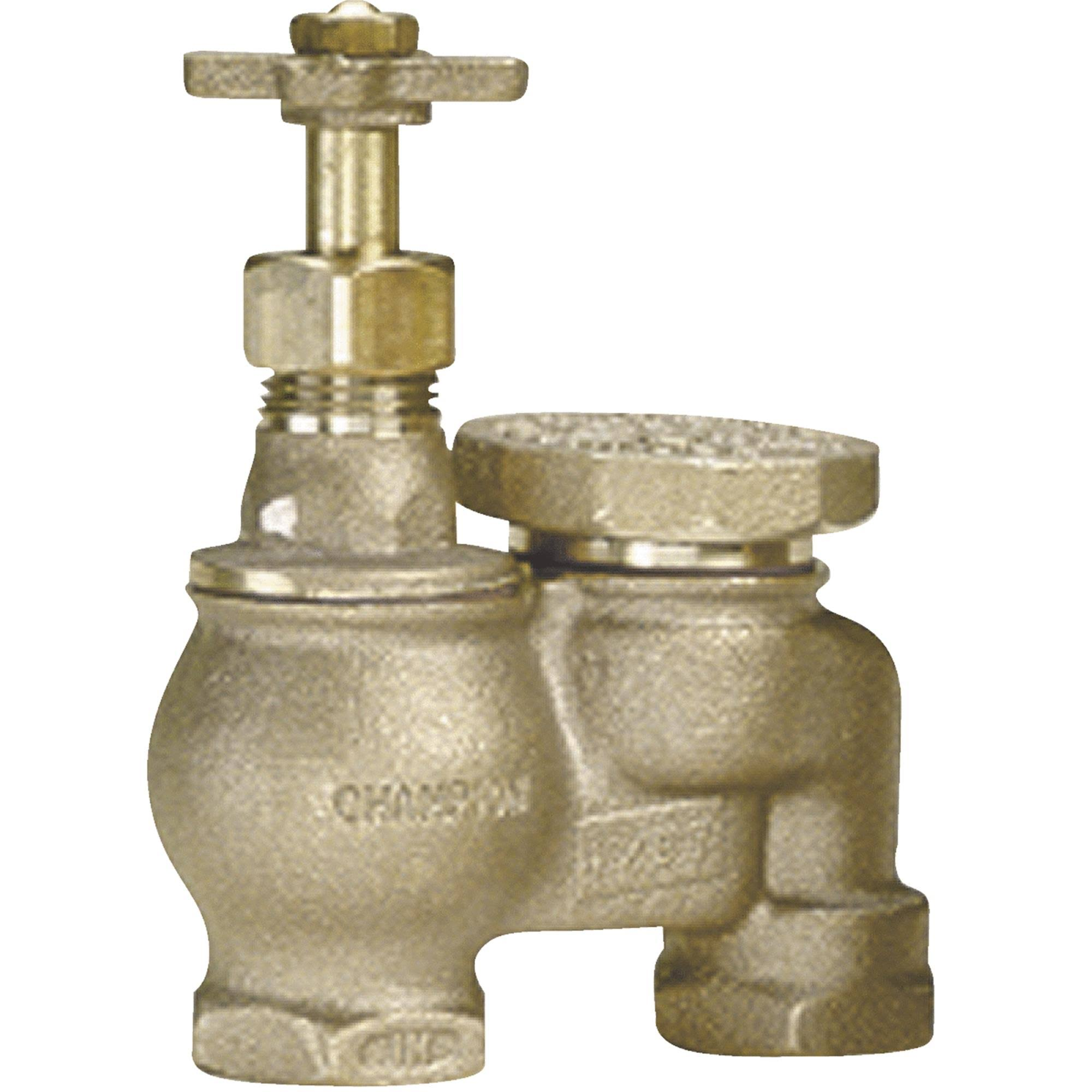 Arrowhead Brass Iasv075 Fairway Anti Siphon Valve - 1""