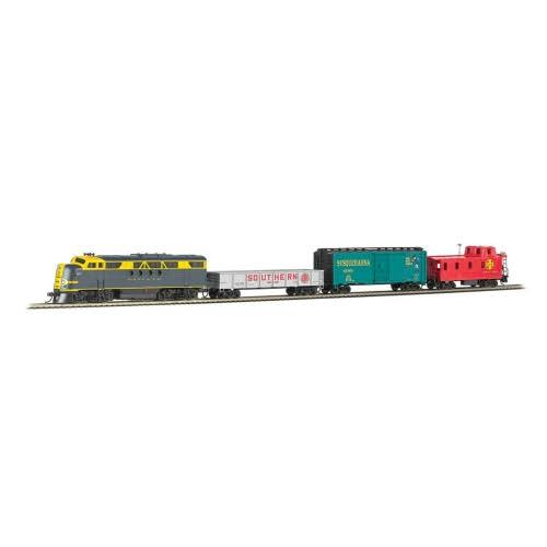 Bachmann Trains Blue Lightning E-A App Smart Phone Controled Bluetooth HO Scale Electric Train Set