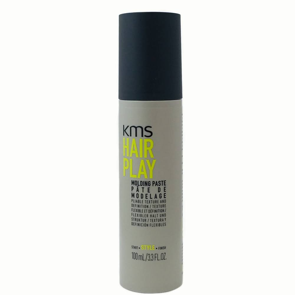Kms Hair Play Dry Wax - 4.3oz