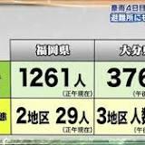 大分県, テレビ朝日, 福岡県, 日田市, ANN