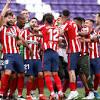 El Atlético de Madrid se proclama campeón de la liga de España