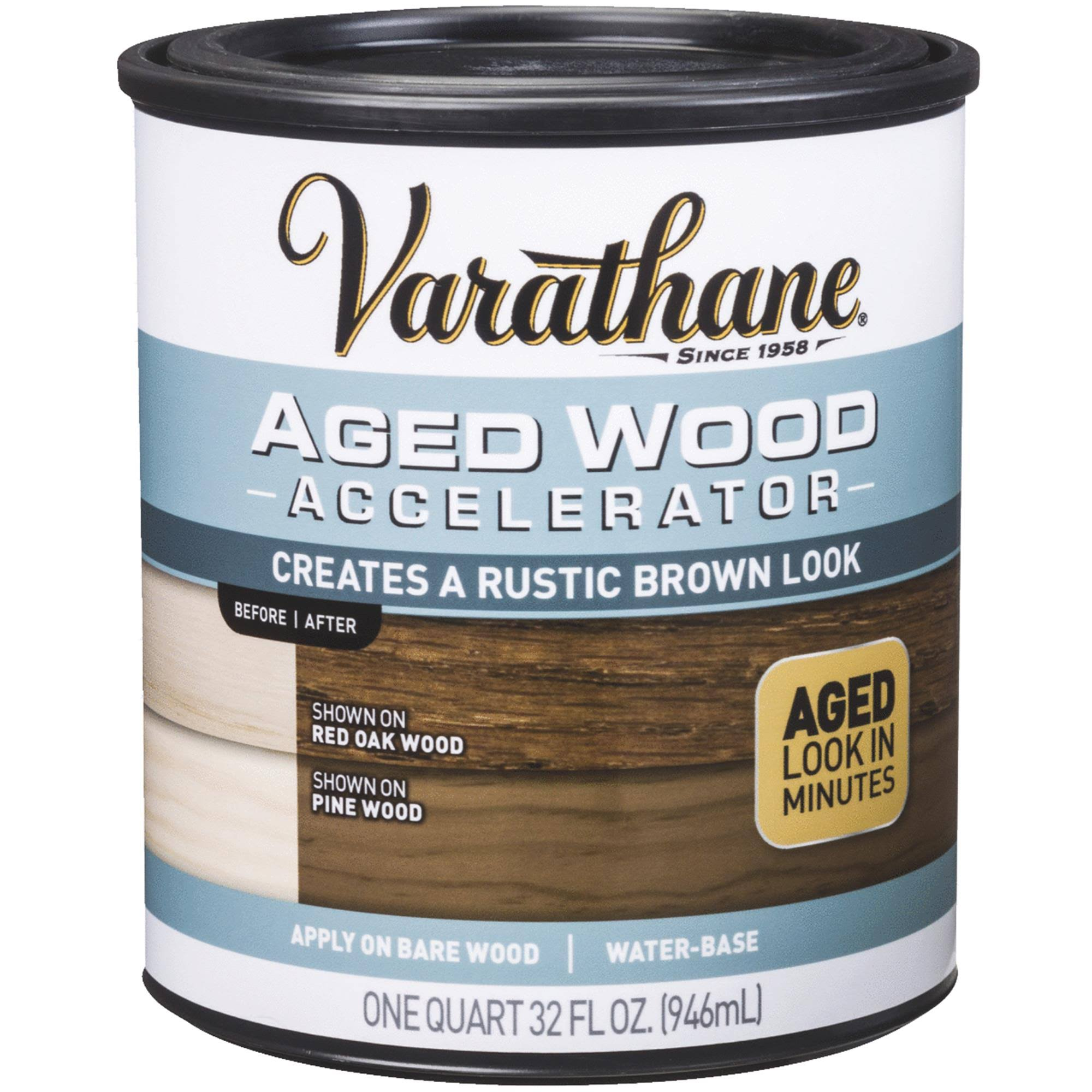 Varathane Wood Accelerator Interior Stain