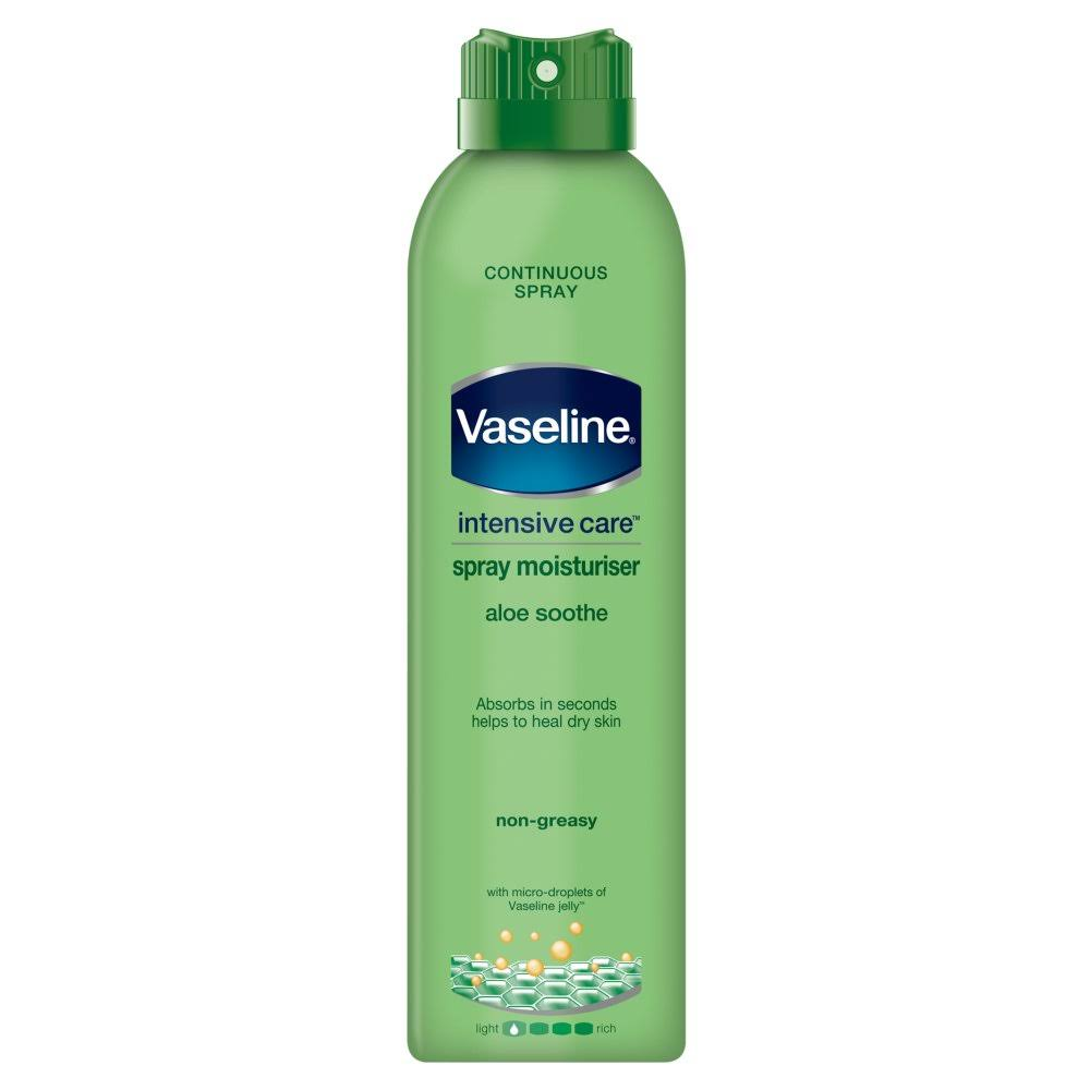 Vaseline Aloe Soothe Bodylotion Spray - 190ml