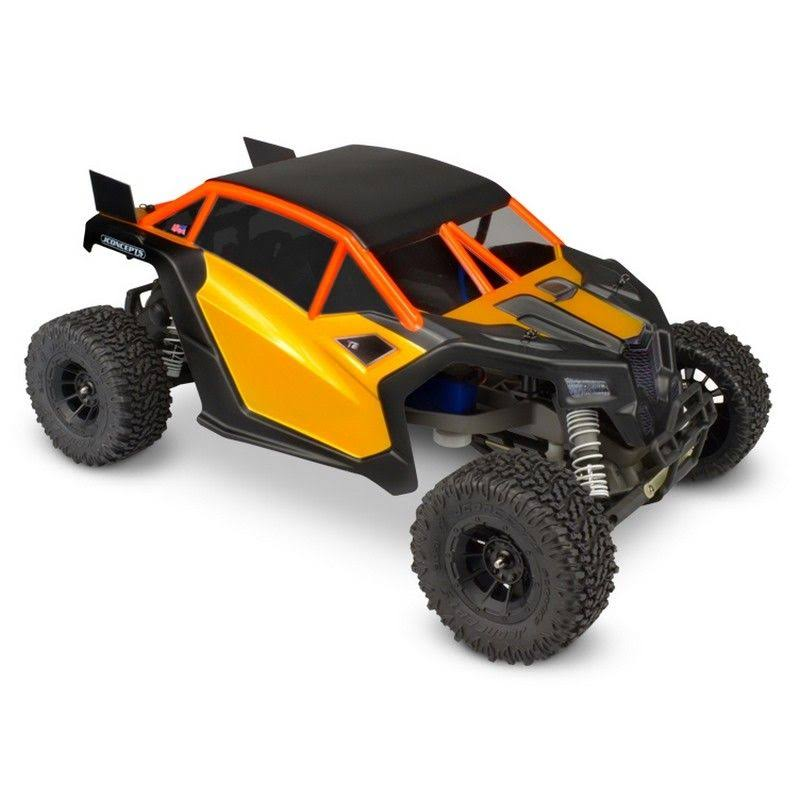 JConcepts Slash T2 Truth 2 Body JCO0353 RC Car Toy