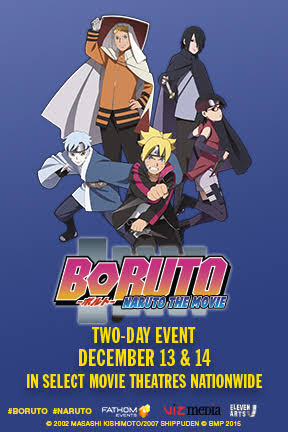 Boruto: Naruto the Movie (2015) BluRay 720p 500 MB Google Drive