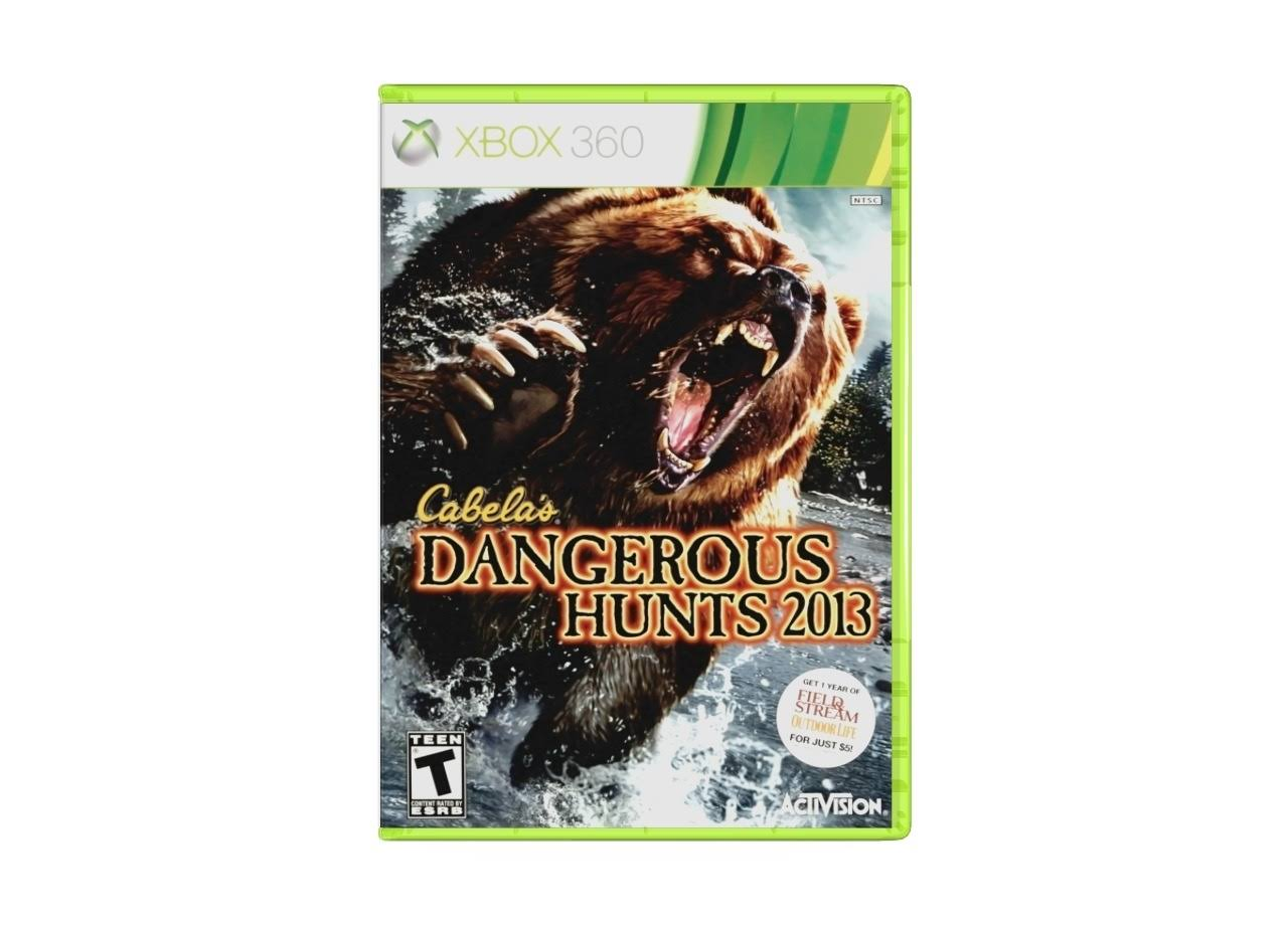 Cabela's Dangerous Hunts 2013 - Xbox 360