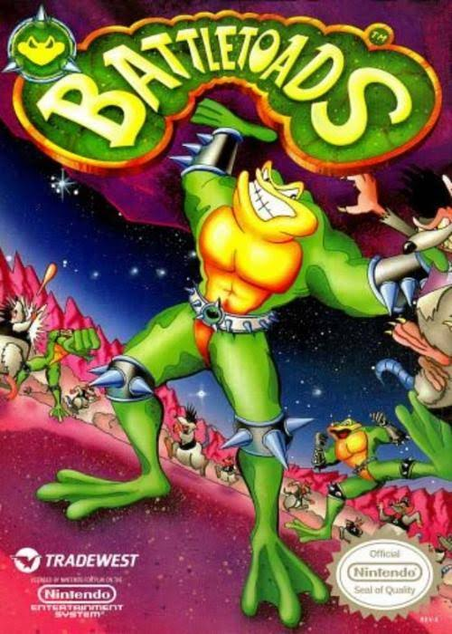 Battletoads - Nintendo Entertainment System