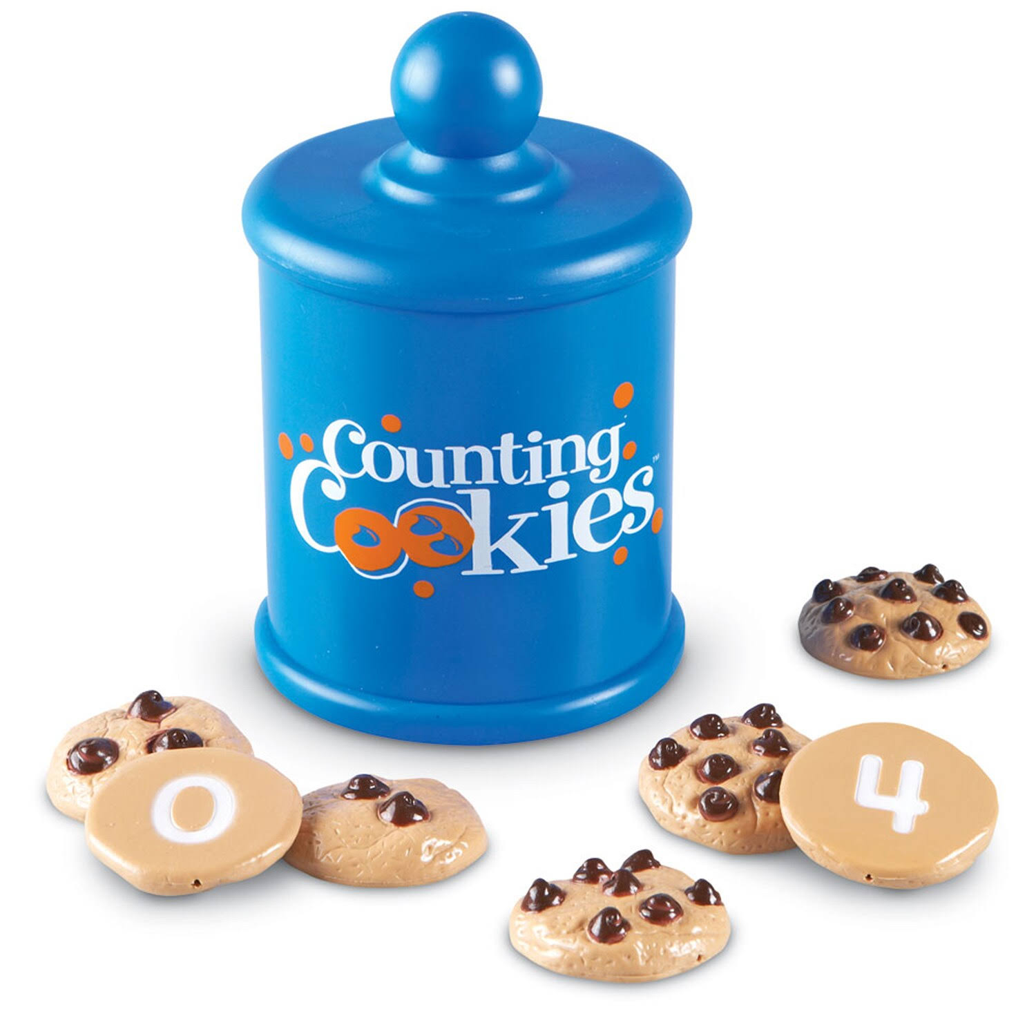 Learning Resources Smart Snacks Counting Cookies Toy