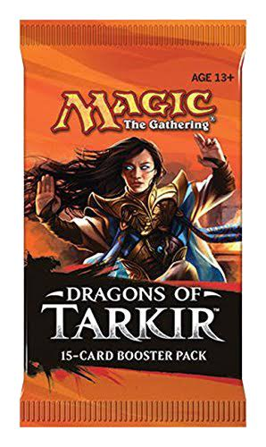 Magic The Gathering: Dragons of Tarkir Booster Pack