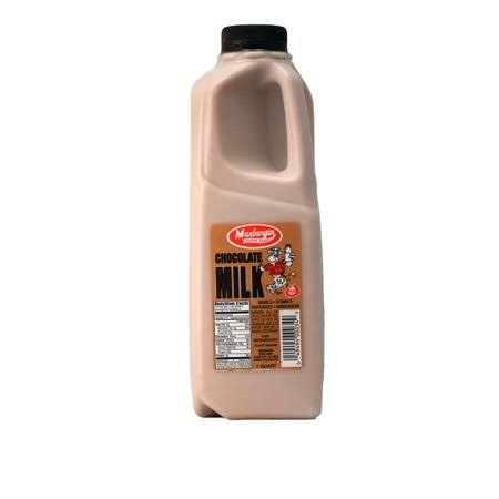 Marburger Farm Dairy Chocolate Milk, 1 Quart, Size: One Quart