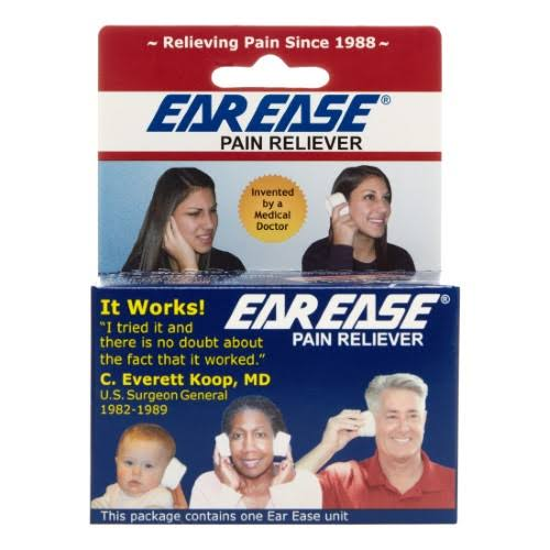 Ear Ease Pain Reliever