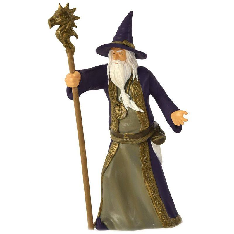 Papo Fantasy World Wizard Figure - 11cm