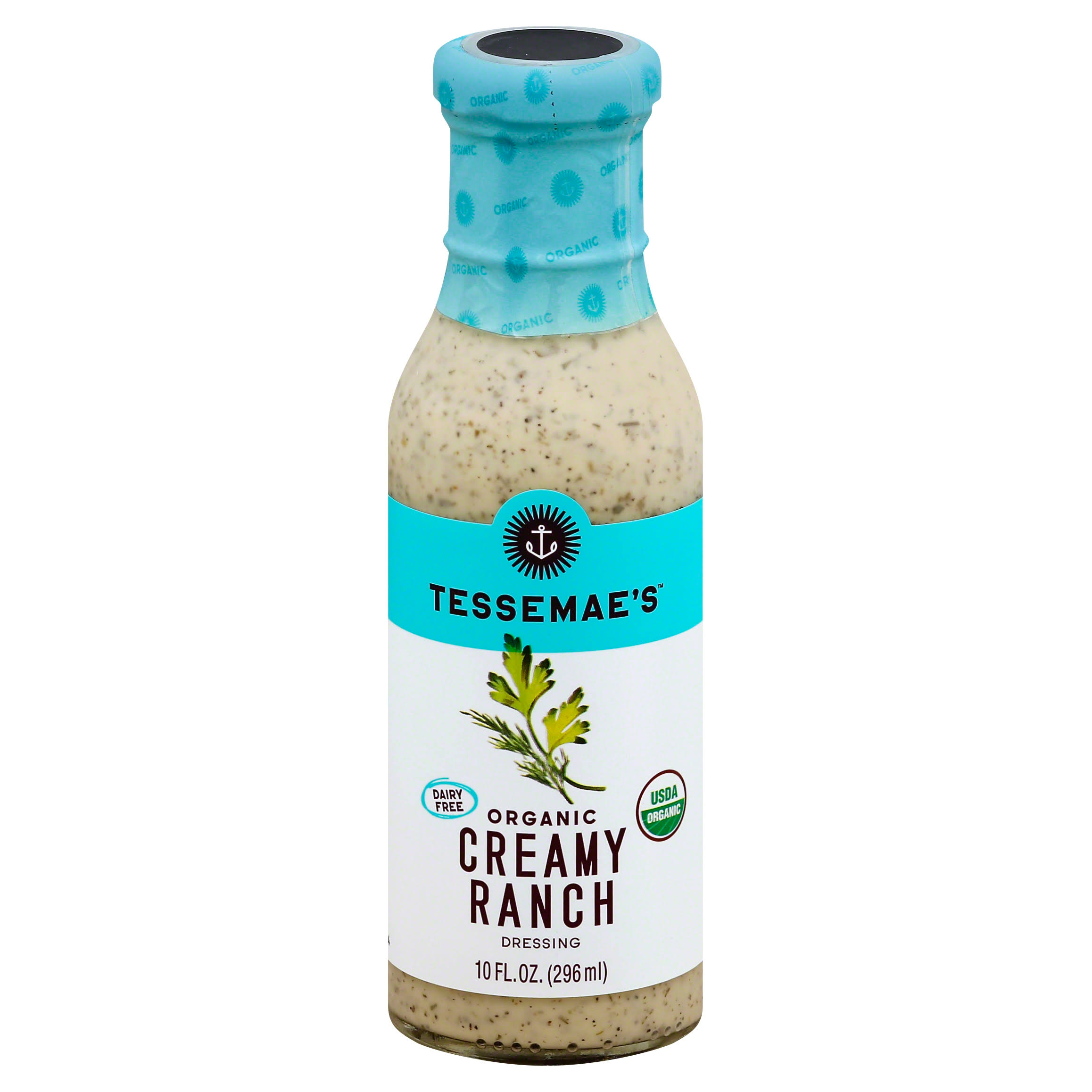 Tessemae's All Natural Dressing Dip - Creamy Ranch, 10oz