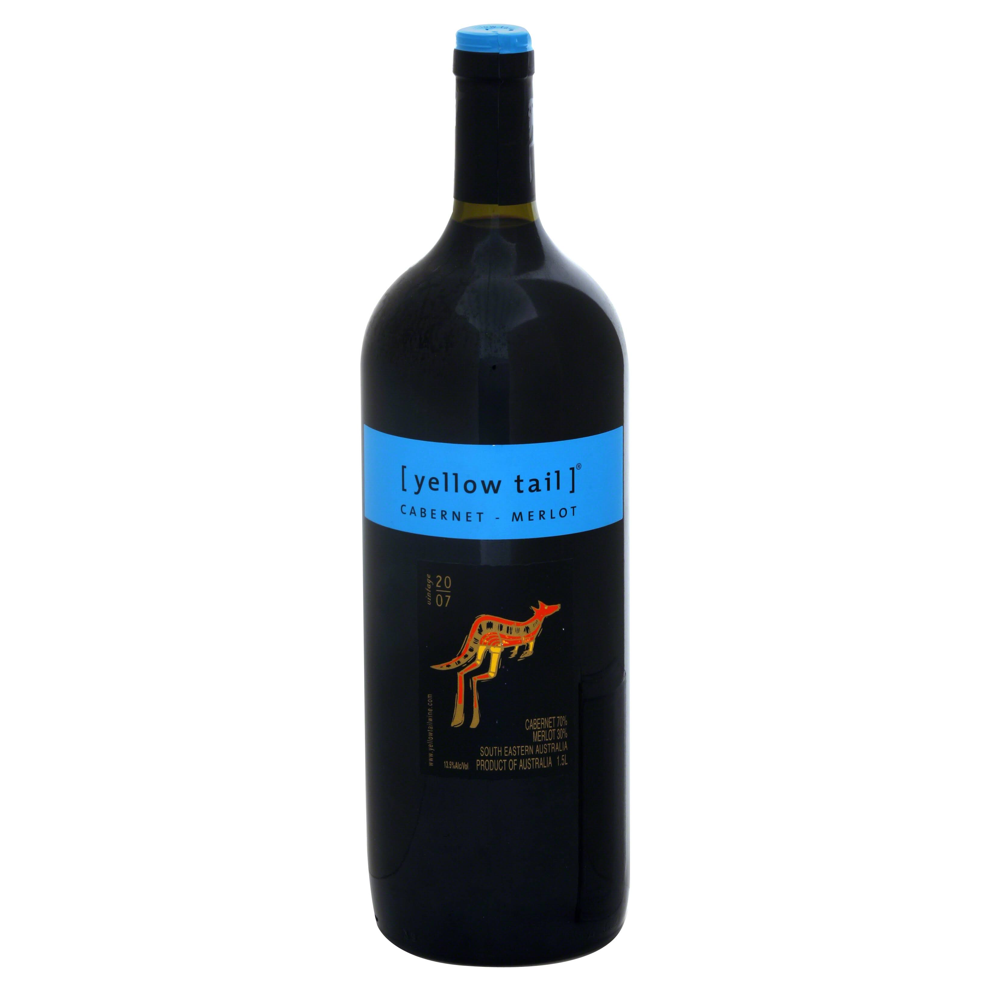 Yellow Tail Cabernet Merlot - South Eastern Australia