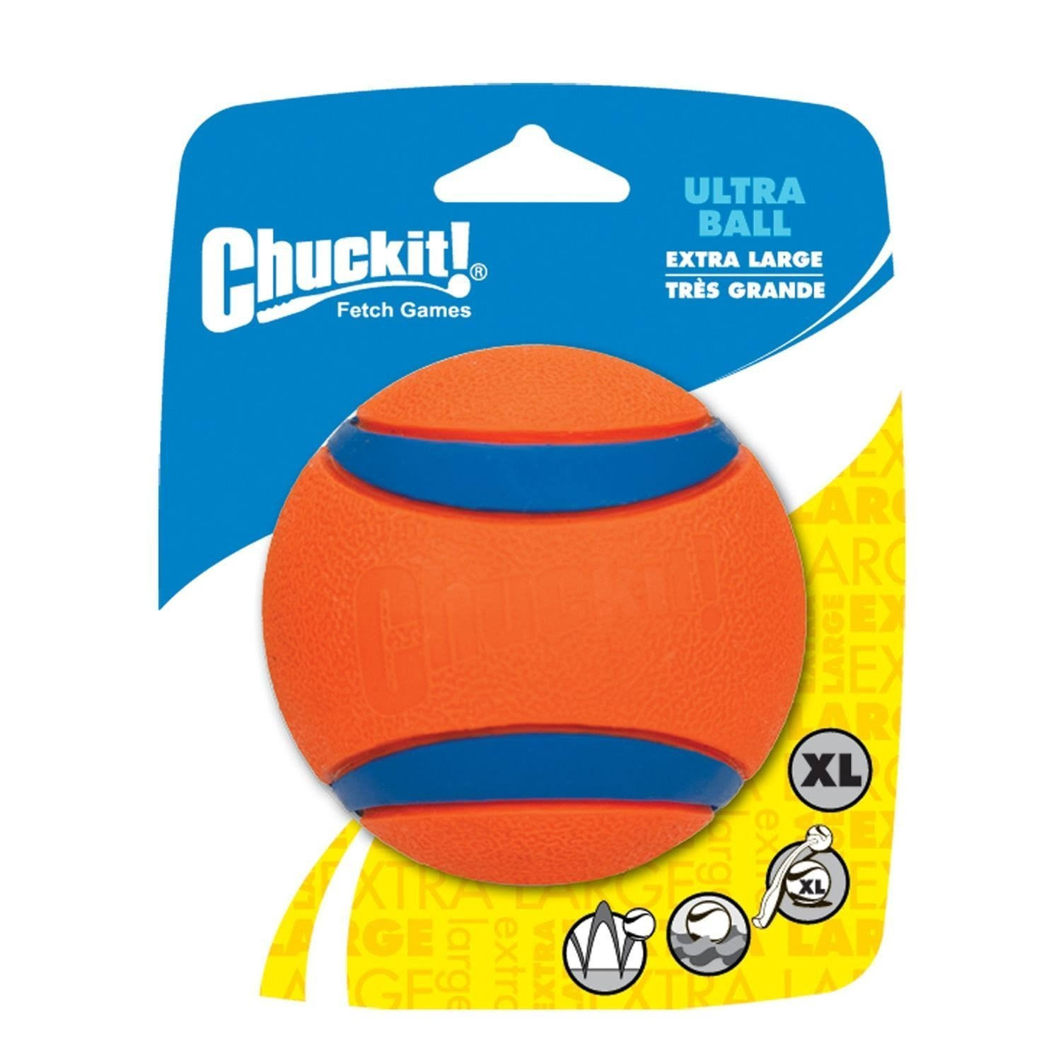 Chuckit Ultra Ball Dog Toy - X-Large