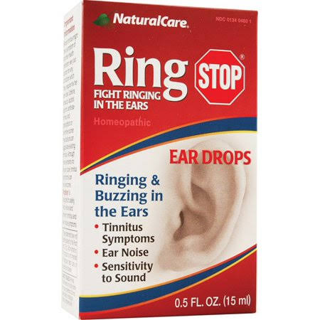 Naturalcare Ringstop Ear Drops - 15ml