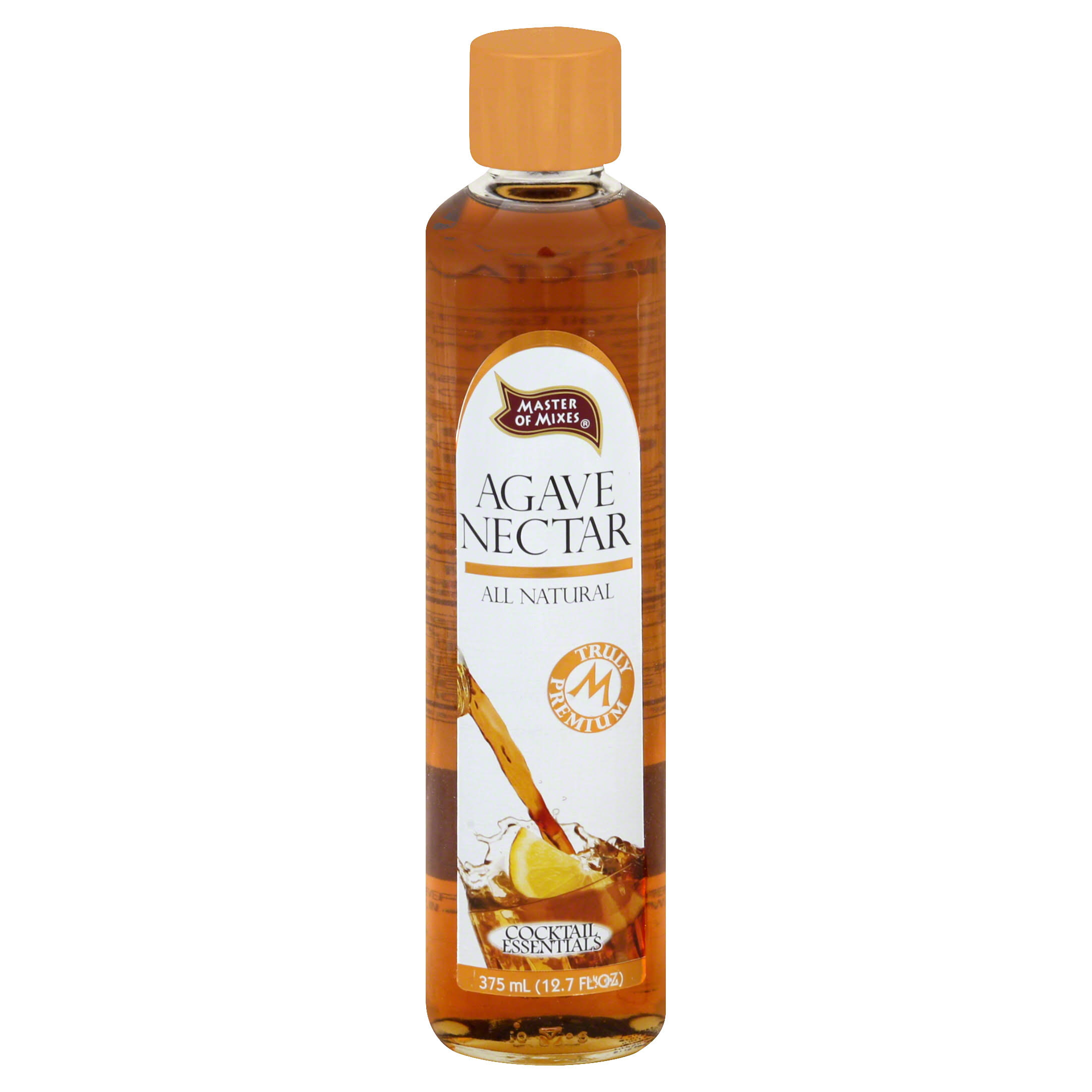 Master Of Mixes Agave Nectar - 375ml