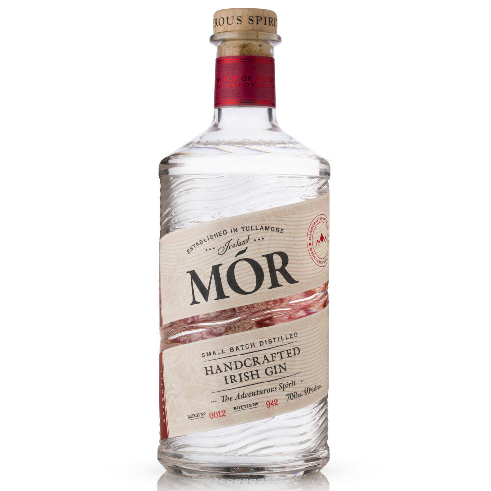 Mór Handcrafted Irish Gin - 700ml