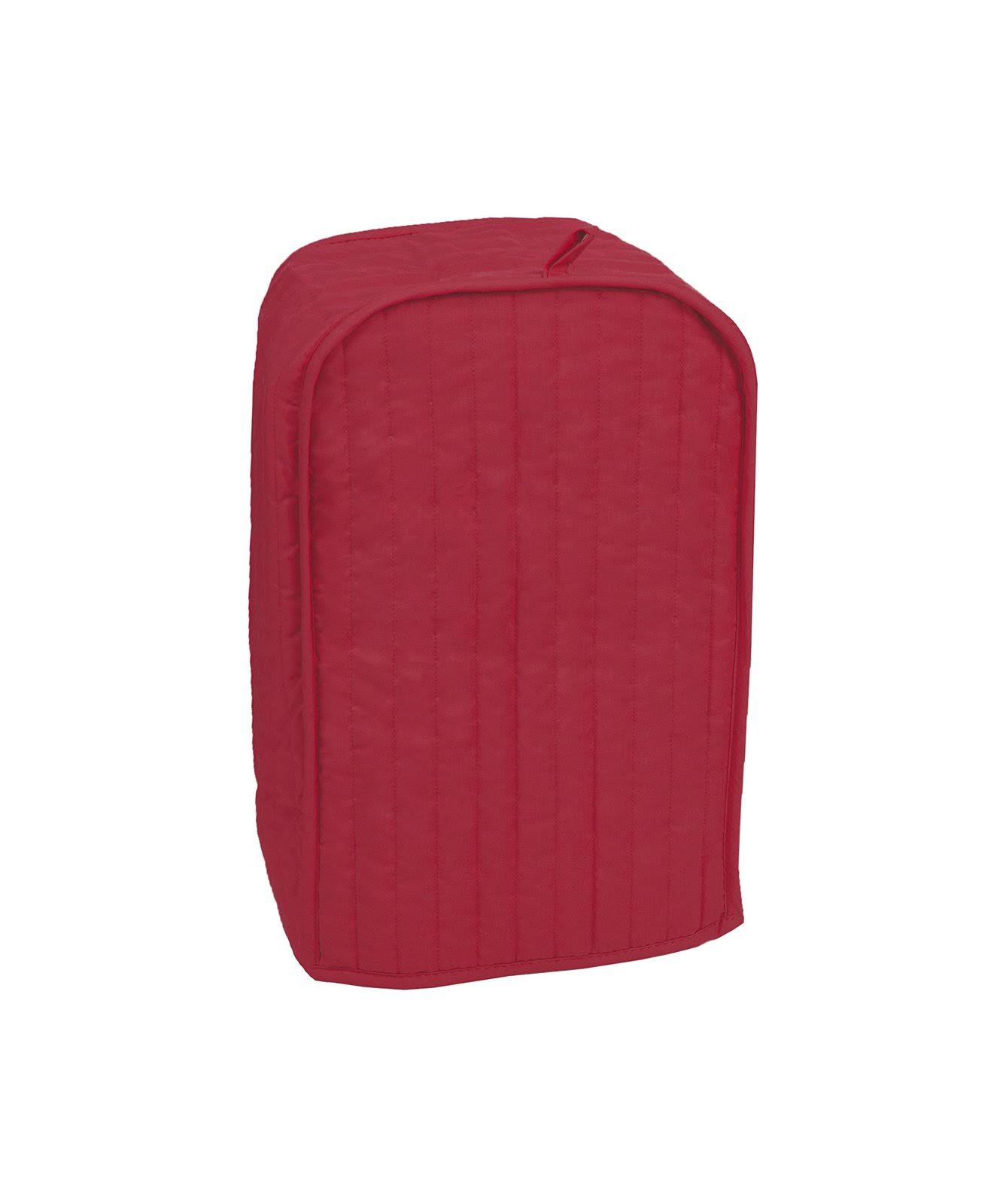 Ritz Quilted Blender Appliance, Paprika / Mixer/Coffee Machine Cover
