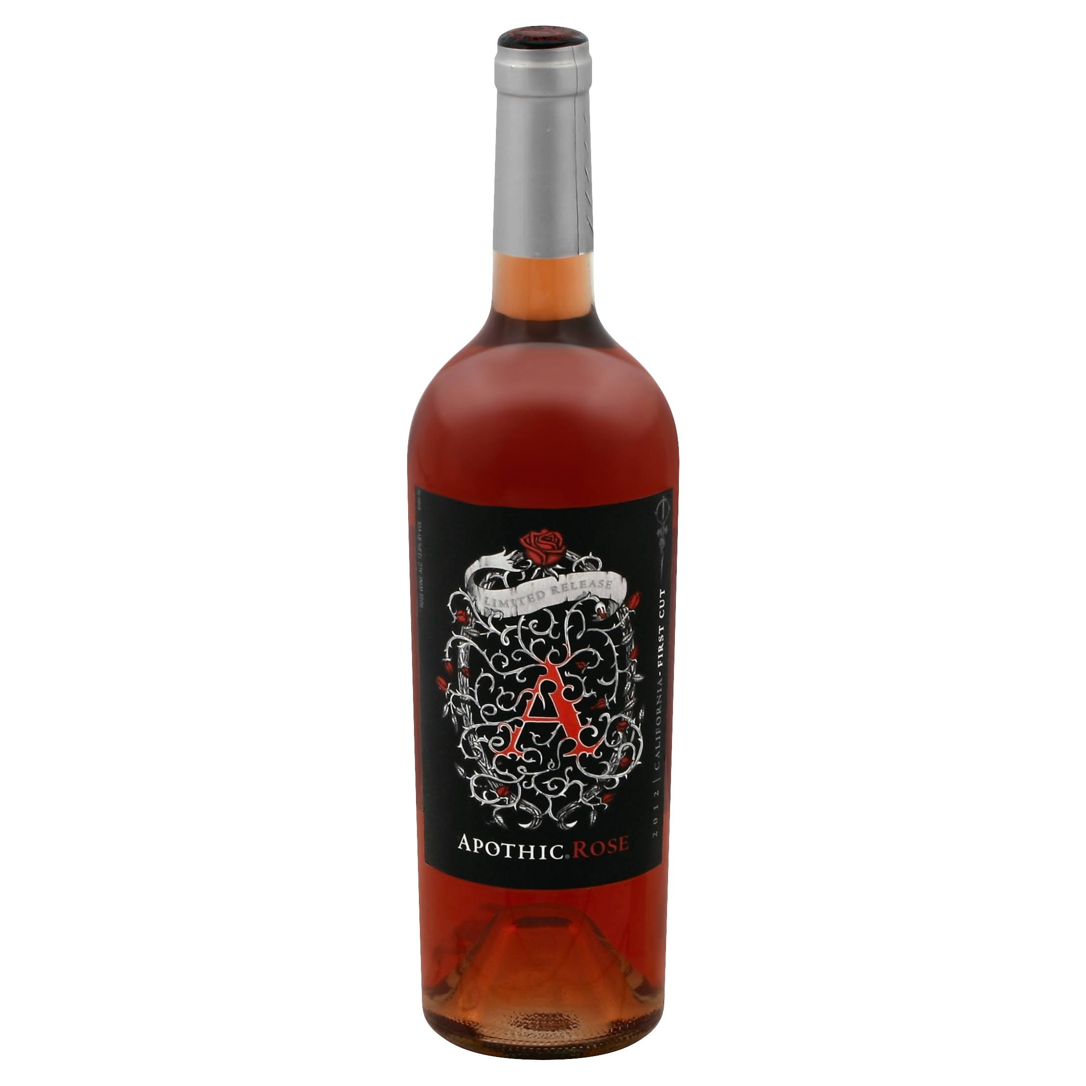 Apothic Rose Limited Release Wine, Sonoma County (Vintage Varies) - 750 ml bottle