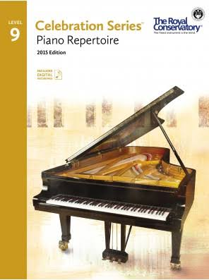 Royal Conservatory Celebration Series: Piano Repertoire Level 9 - Frederick Harris Music Co