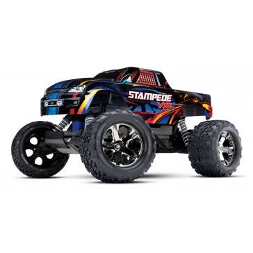 Traxxas Stampede VXL Monster Truck RT