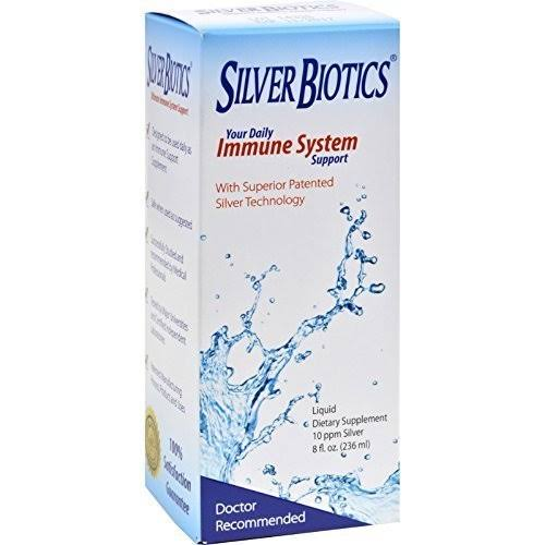 American Biotech Labs Silver Biotics Supplement - 8oz