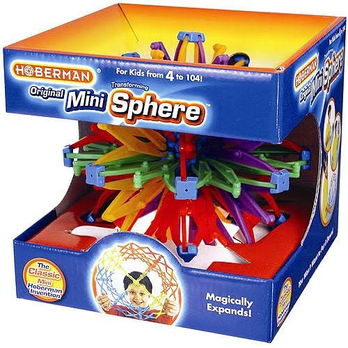 Hoberman Toys Mini Rings Sphere