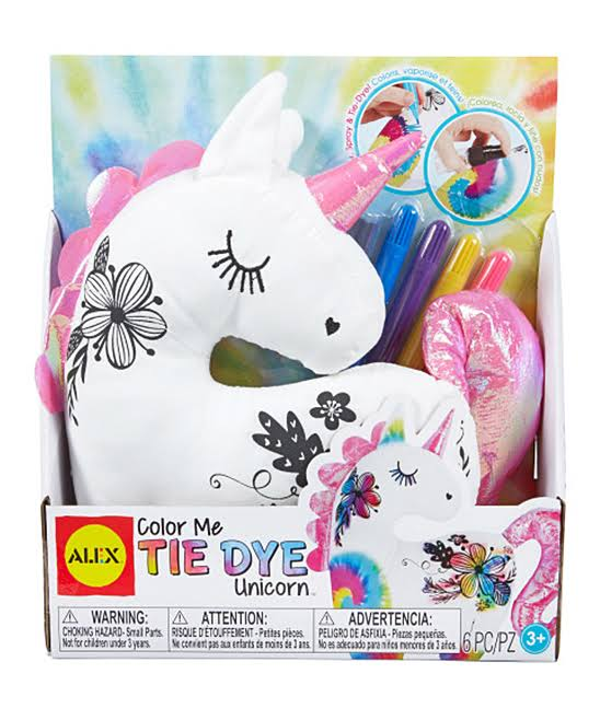 Alex Craft Color Me Tie Dye Unicorn