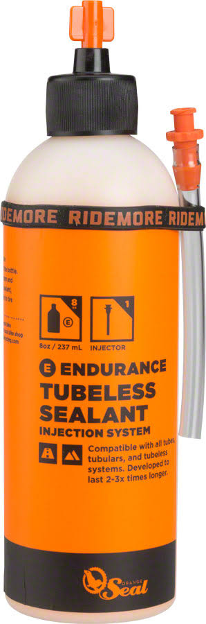 Orange Seal Endurance Sealant - 8 fl. oz. Orange 8 fl oz