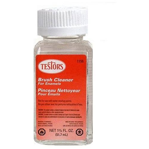 Testors Brush Cleaner for Enamels - 51.7ml