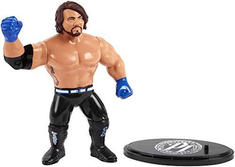 Mattel WWE Retro Series 3 Action Figure - AJ Styles