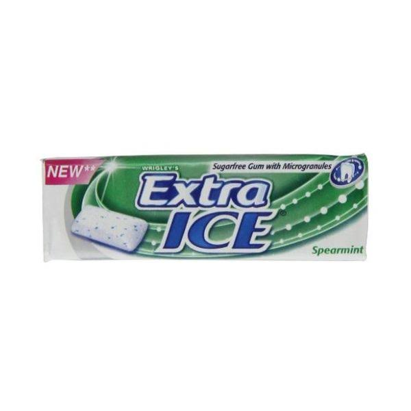 Wrigley Extra Ice Spearmint (30 x 10 Piece)