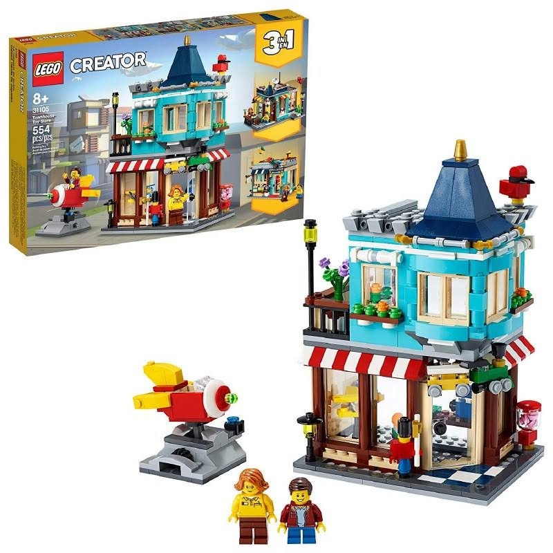 Lego Creator - Townhouse Toy Store 31105