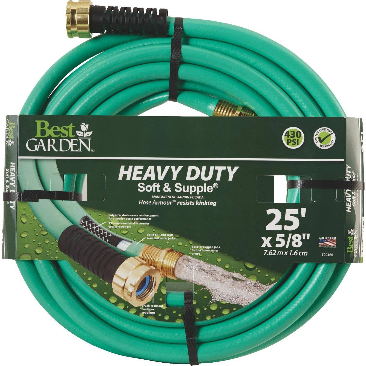 "Swan Products HD Garden Hose - 5/8"" x 25'"