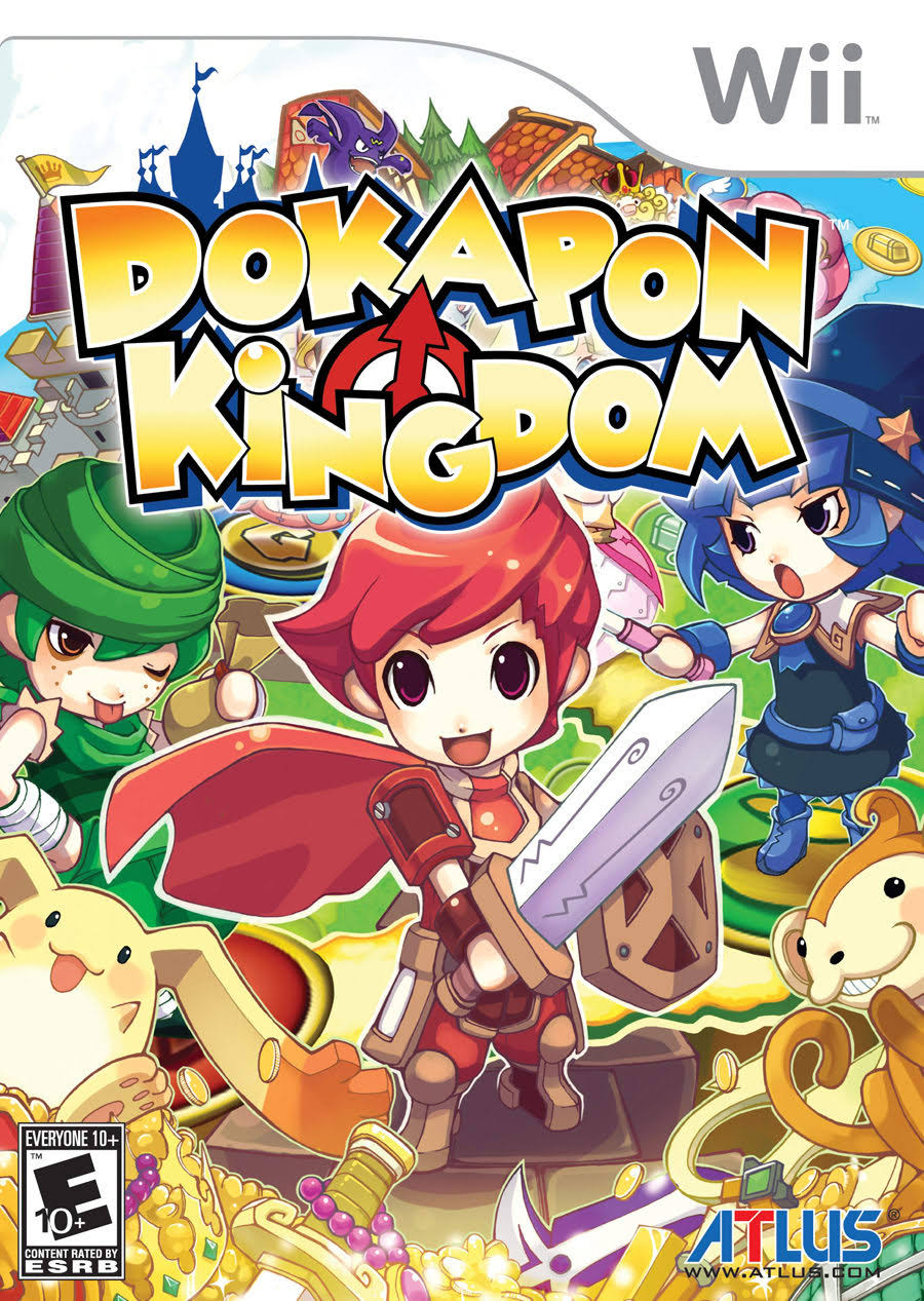 Dokapon Kingdom - Nintendo Wii