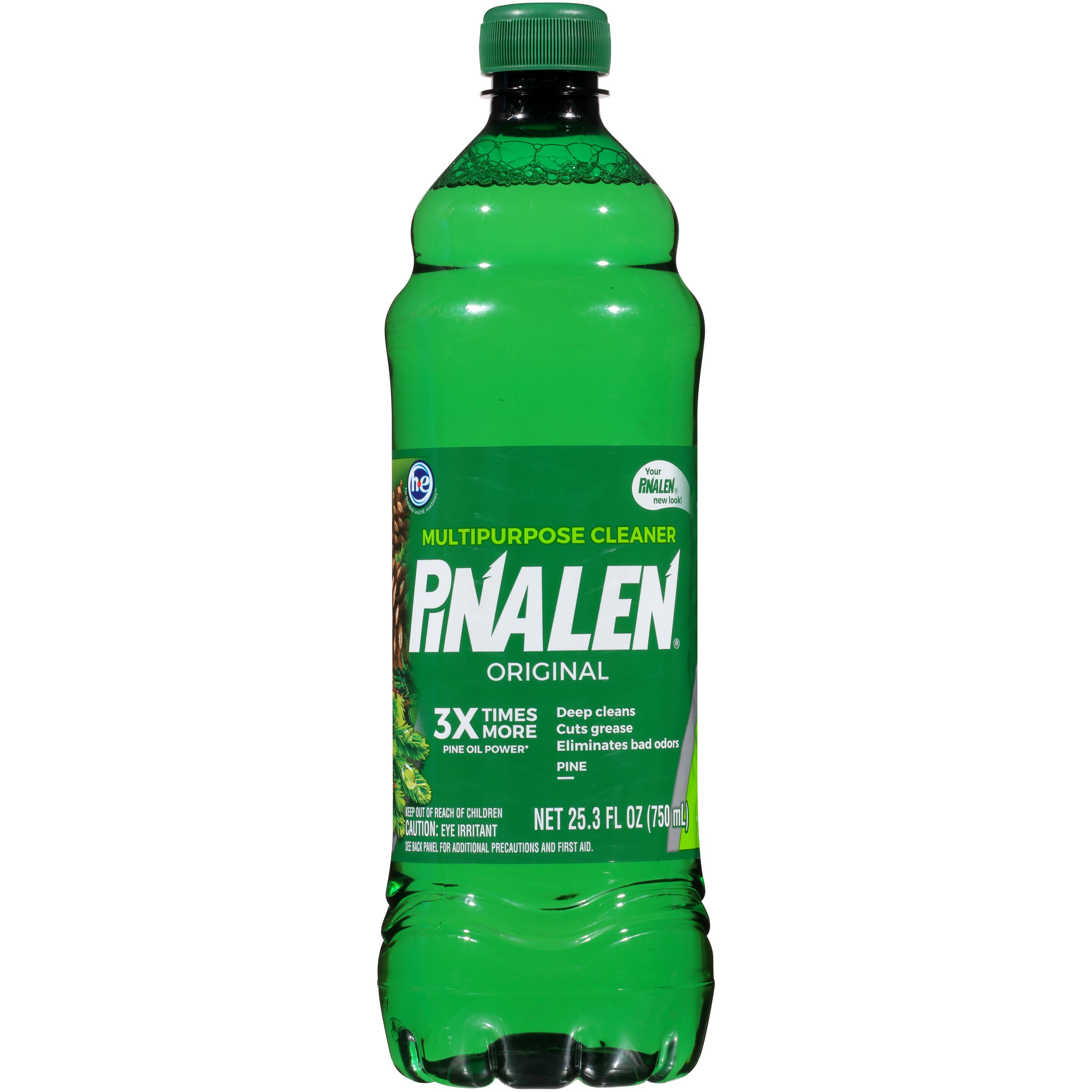 Pinalen Original Pine Multipurpose Cleaner 25.3 Fl. Oz. Bottle