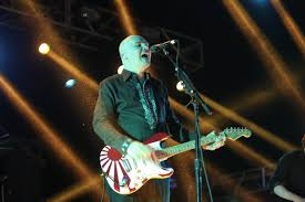 The Smashing Pumpkins Cherub Rock Live by Smashing Pumpkins Gerard Way Melbourne Festival Hall 23 02 15