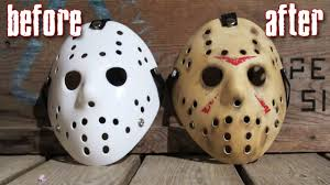 Halloween H20 Mask For Sale by How To Make A Killer Jason Mask For Under 25 Friday The 13th