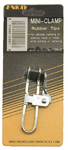 Enkay 1120-C Mini Clamp, Carded