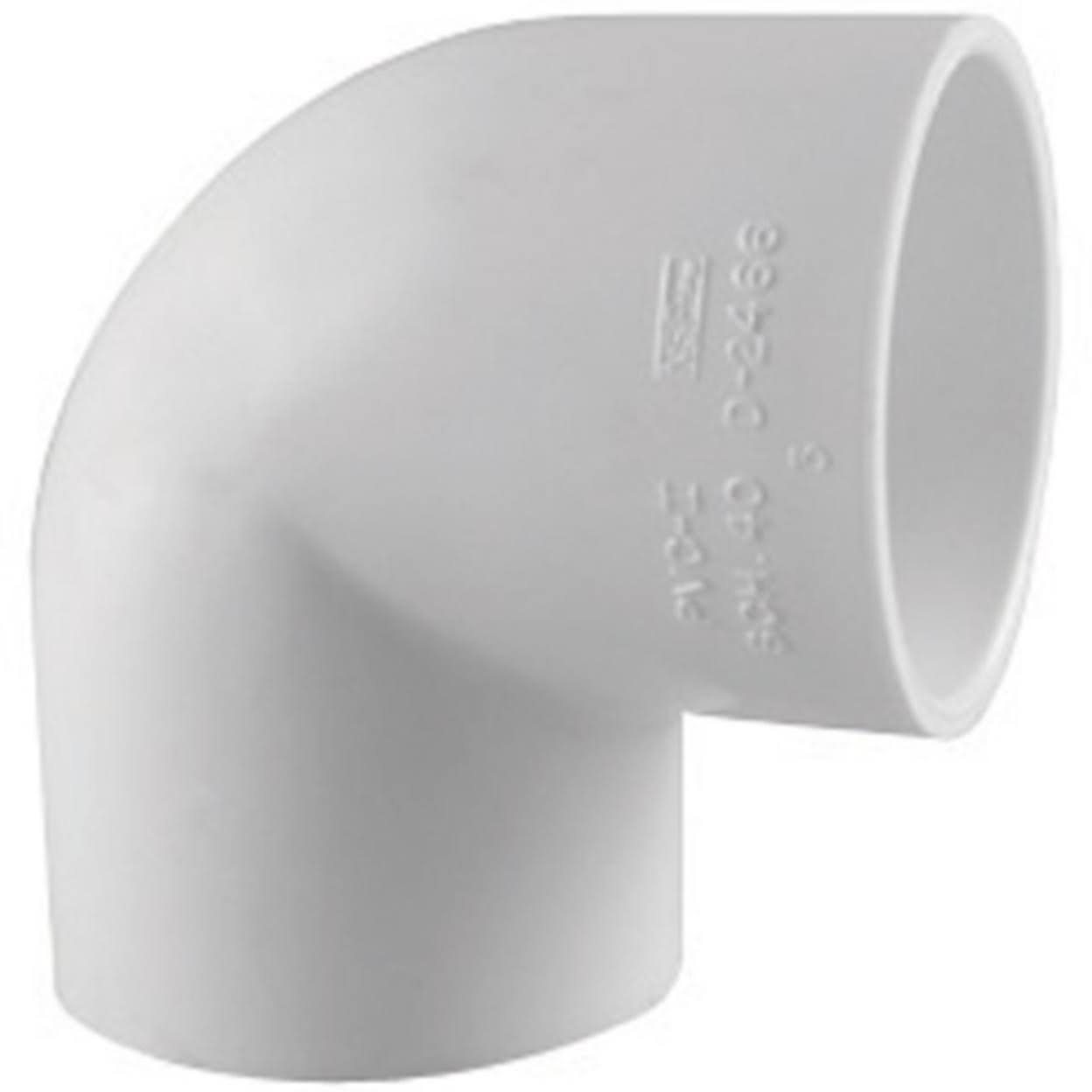 Charlotte Pipe 90 Deg. Pvc Schedule 40 Elbow - 3/4 in