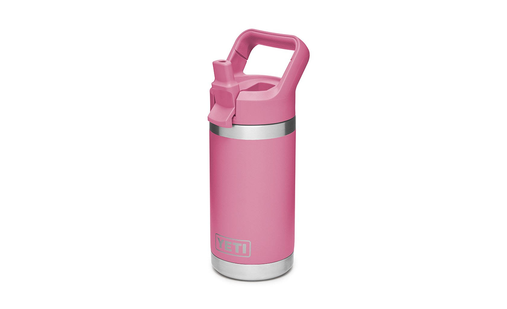 Yeti Kids Rambler Bottle - Harbor Pink, 12oz